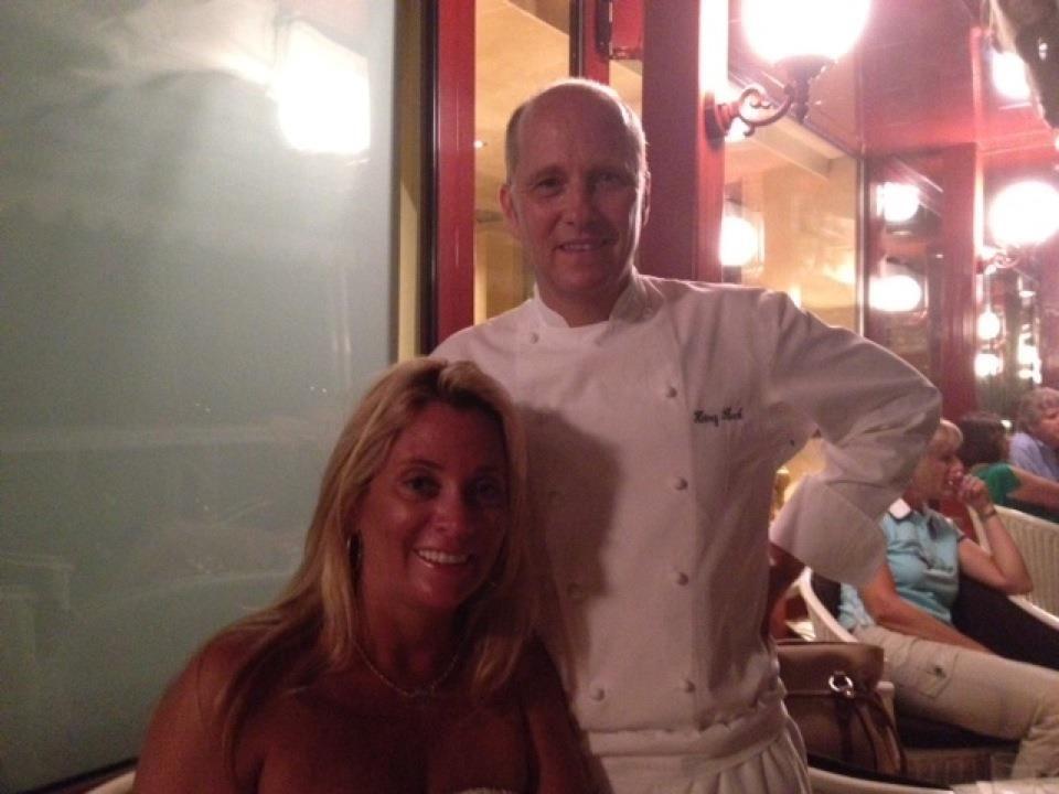 Chef Heinz Beck in La Pergola, Roma Chef, Roma, Chef jackets