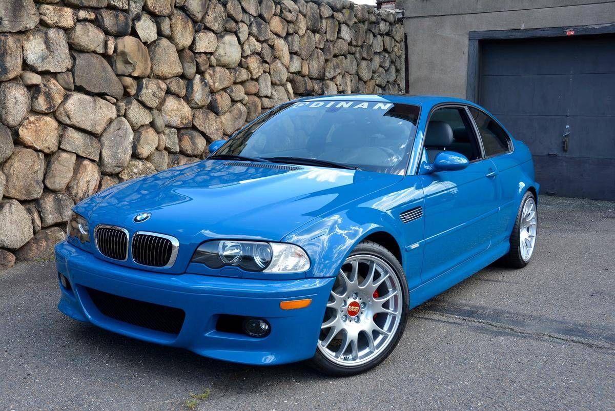 2001 bmw m3 dinan coupe