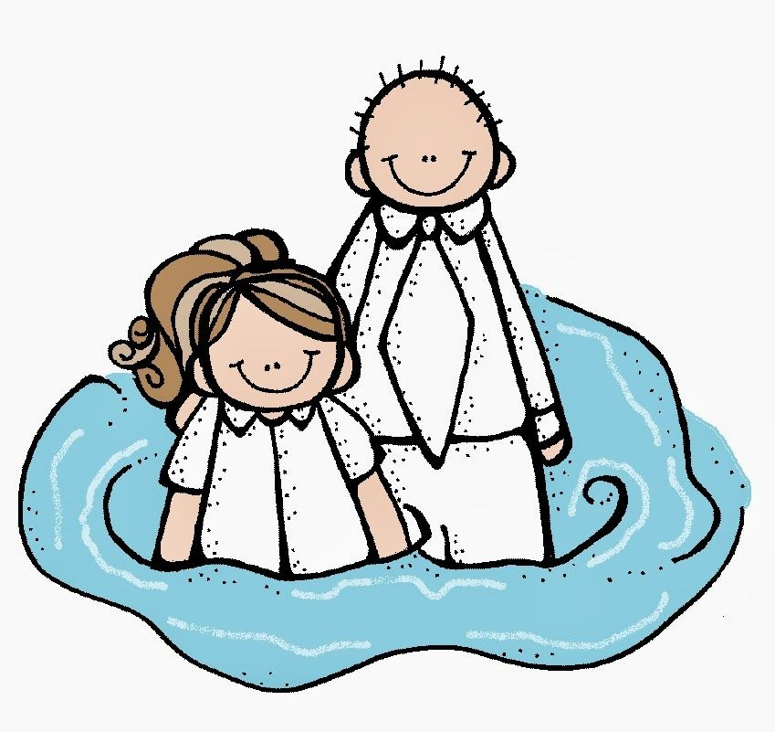 34+ Lds baptism clipart free information