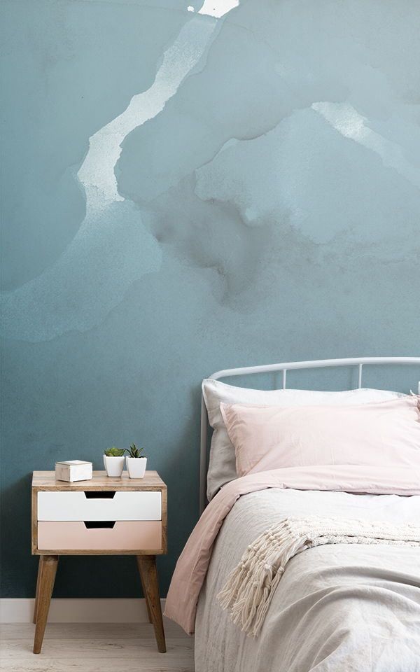 Best Turquoise Wallpaper Murals Are Perfect For Creating Modern 400 x 300
