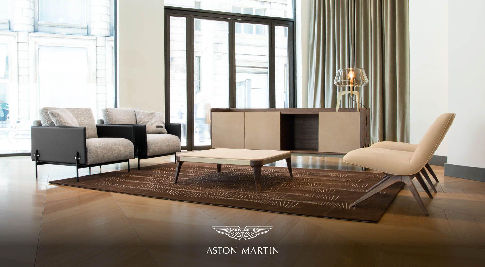 Aston Martin Formitalia Luxury Group Aston Martin Martin Furniture Aston