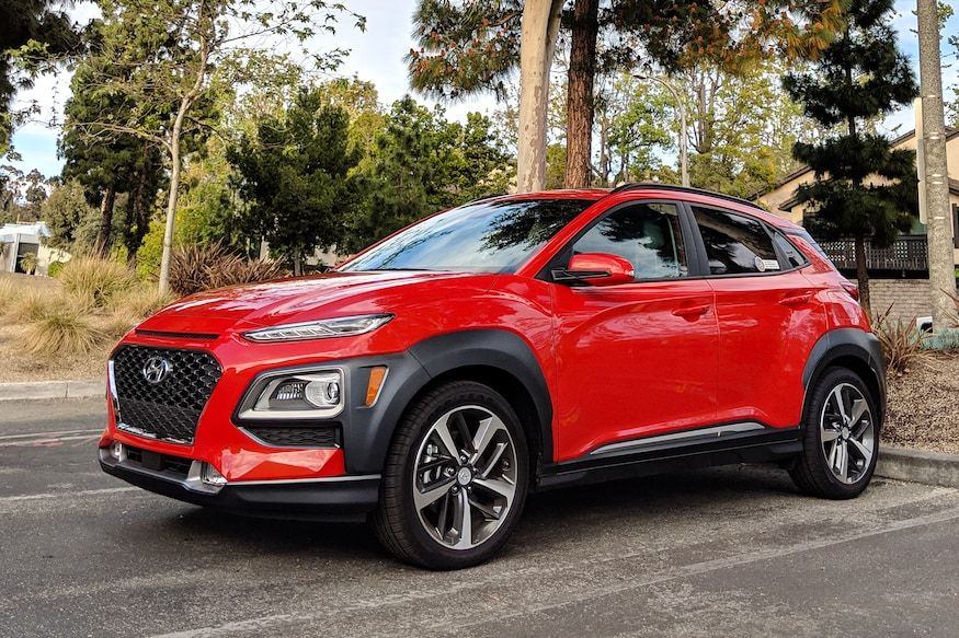 The Hyundai Kona Ultimate Is the Best Kind of Crossover in