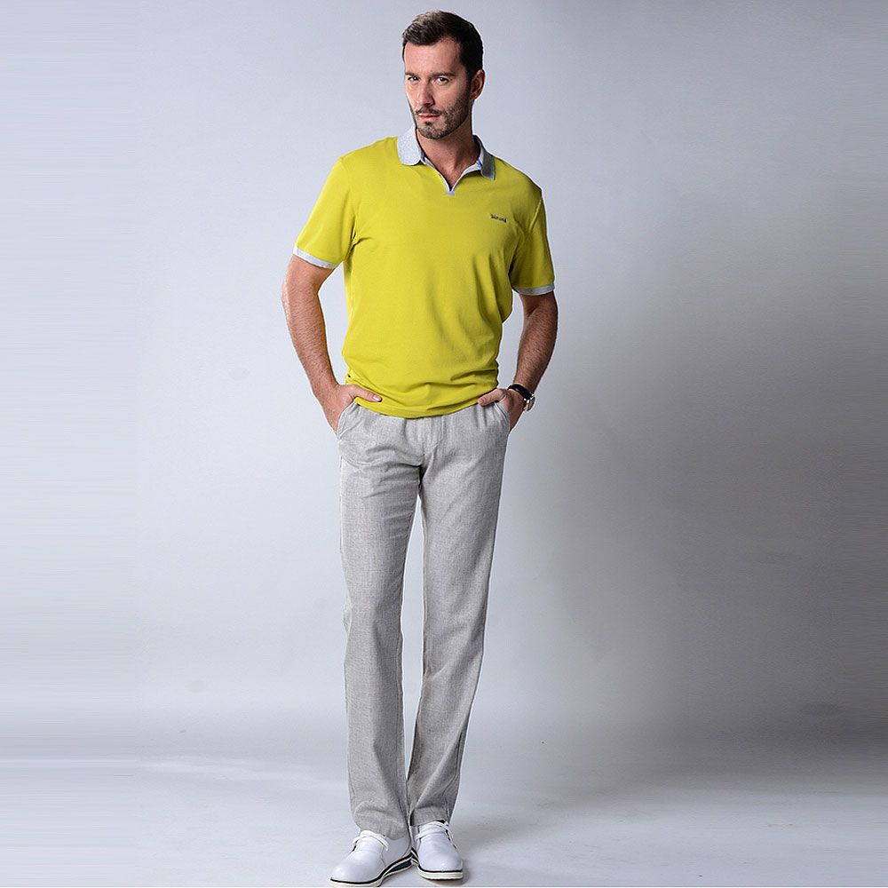 Casual Summer Outfits For Men Over 40 trousers brand Picture More Detailed Picture about 2016 ...