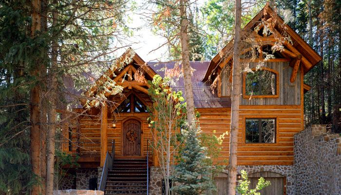 luxury mountain log home plans handcrafted log home story idaho log homes - Luxury Mountain Log Home Plans