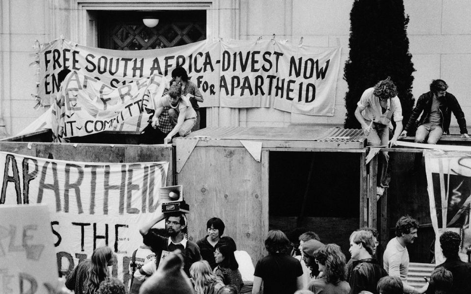 With Mandela S Passing Activists Recollect 1980s Divestment Movement History Timeline Apartheid South African Apartheid