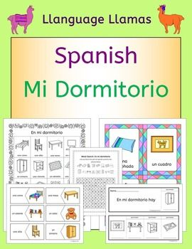 Spanish Bedroom   Mi Dormitorio   Topic