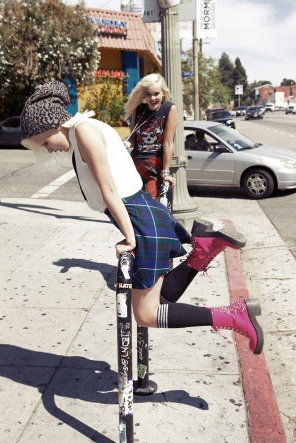 LF Stores grunge lookbook   Cute fashion, Fashion