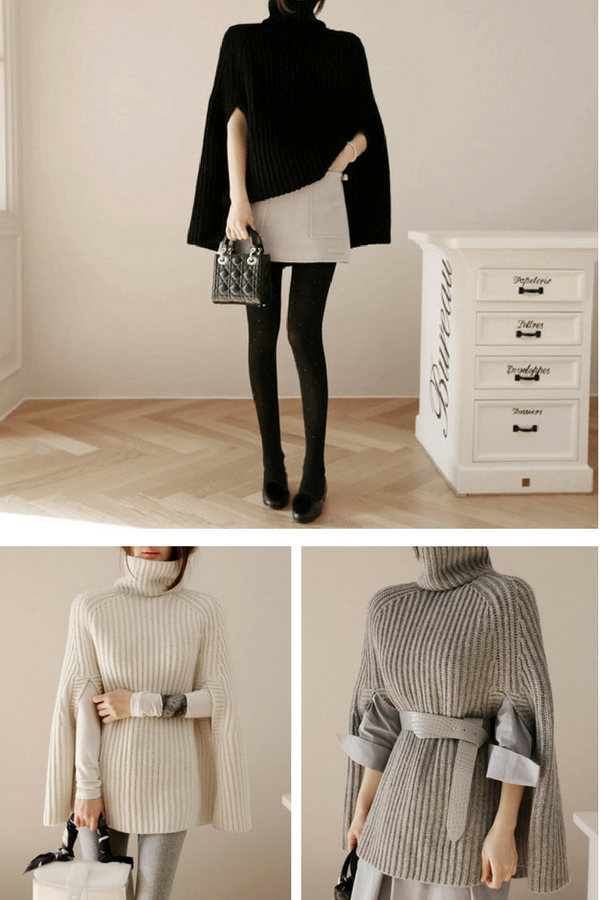 Pick your color- look effortlessly chic.  sweater  knit  chicoutfit   ladiesonlyboutique 49a0214b13