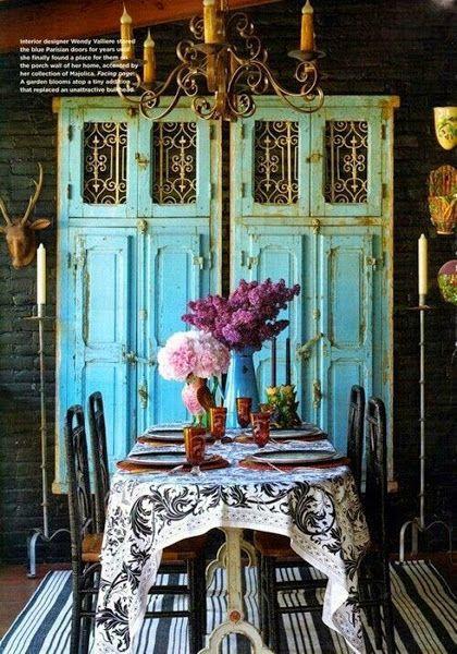 [Get the look] Cómo decorar con el estilo Chinoiserie | Decorar tu casa es facilisimo.com