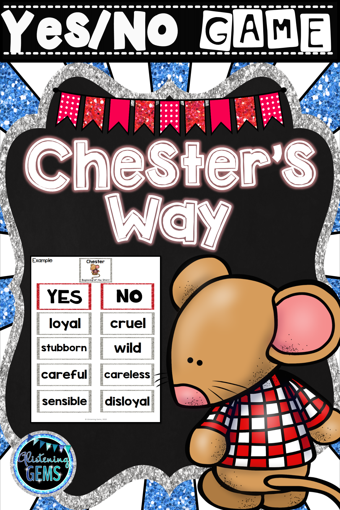 Chester S Way Character Traits Game