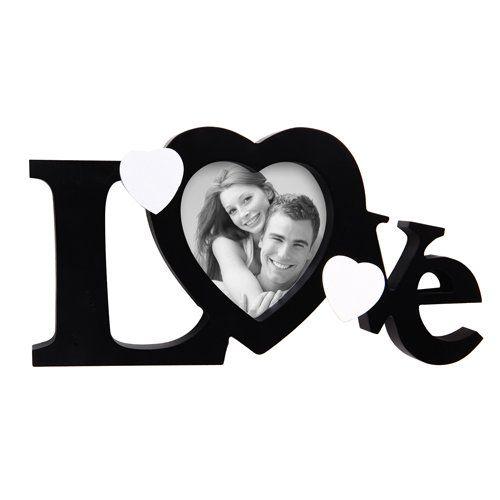 Live Love Laugh Shadowbox Black Collage Frame | Kirkland ... |Love Black Frame