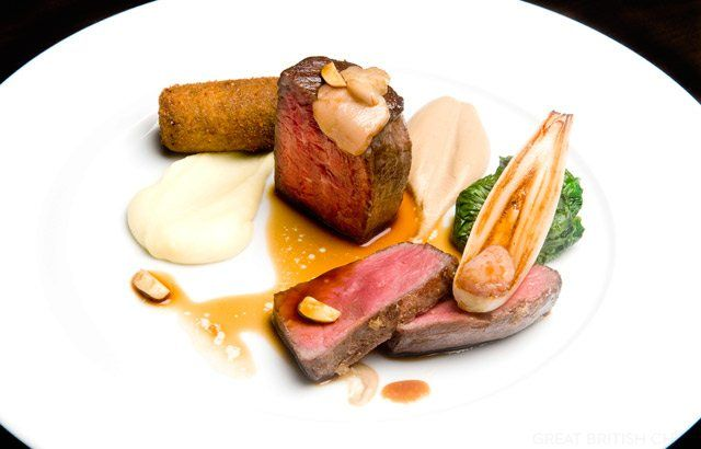 Sirloin Of Beef Recipe Great British Chefs Recipe Recipes Braised Oxtail Oxtail Recipes