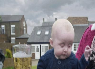Design A Drunk Baby Meme With The Drunk Baby Meme Designer Template