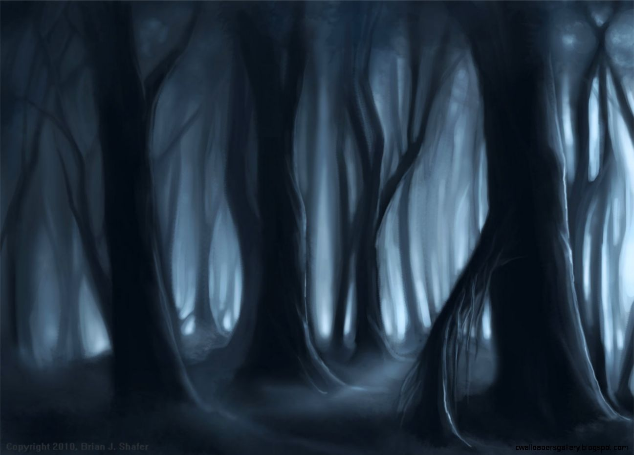 10 Most Popular Dark Forest Background Drawing Full Hd 1080p For Pc Background Seni