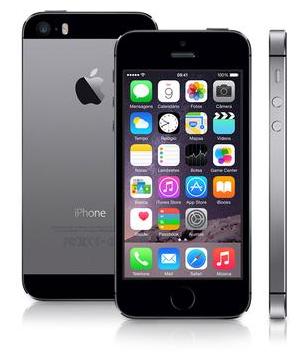 Apple iPhone 5s 16GB Cinza Espacial Desbloqueado, iOs7, 3G