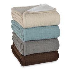 Berkshire Blanket Timeless Comfort Throw Blanket Bed Bath