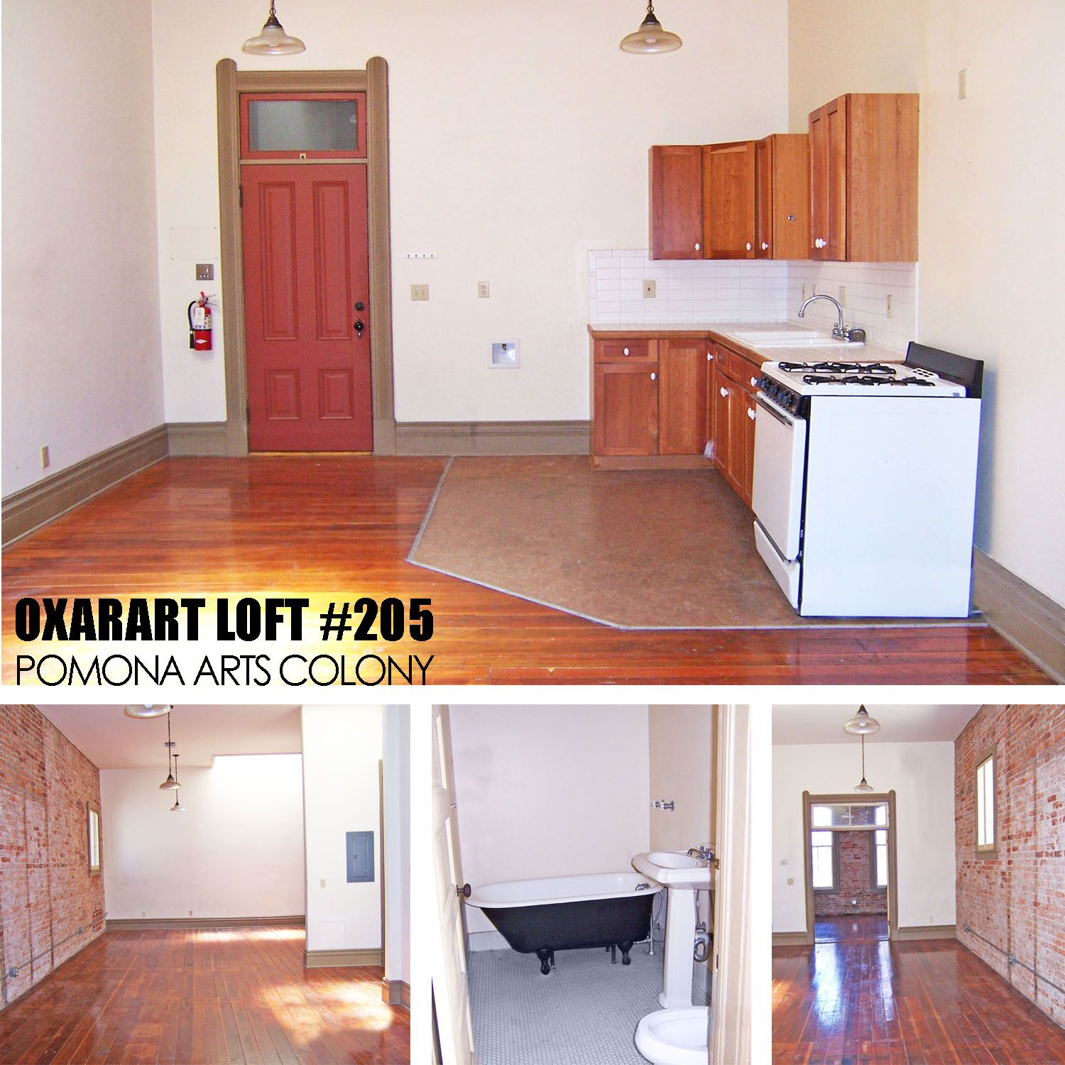 Loft for Rent; live work, downtown, pomona, inland empire ...