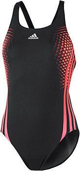 804f4c8118937 adidas Badeanzug Damen schwarz orange im Online Shop von SportScheck kaufen