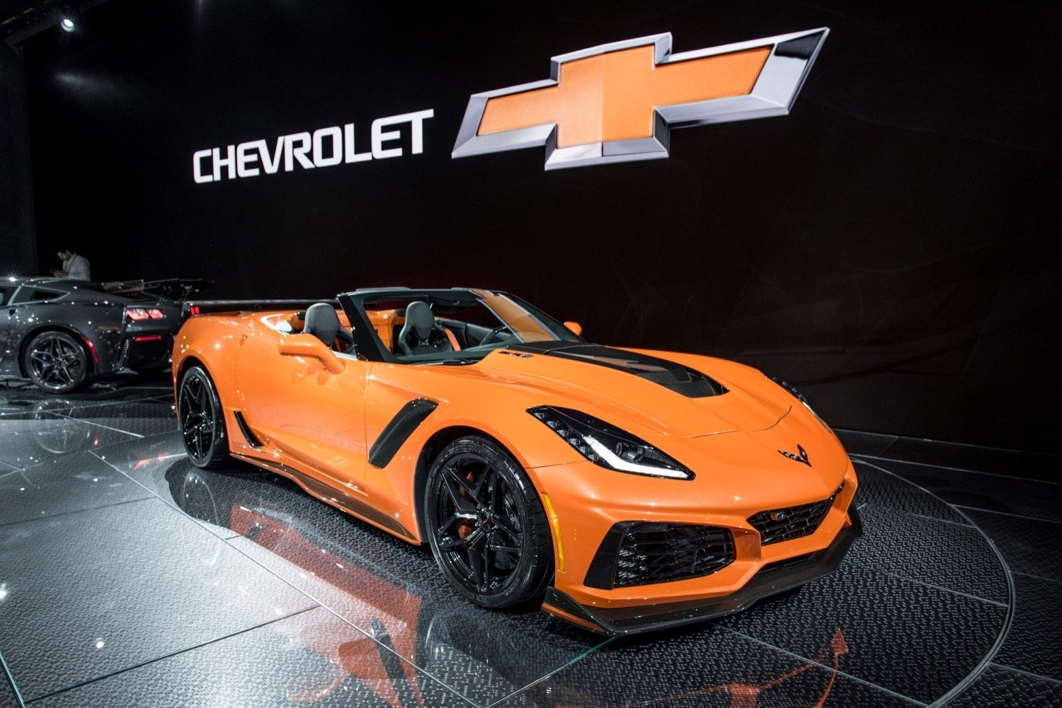 Photos of 2019 Chevrolet Corvette Zr1 Convertible