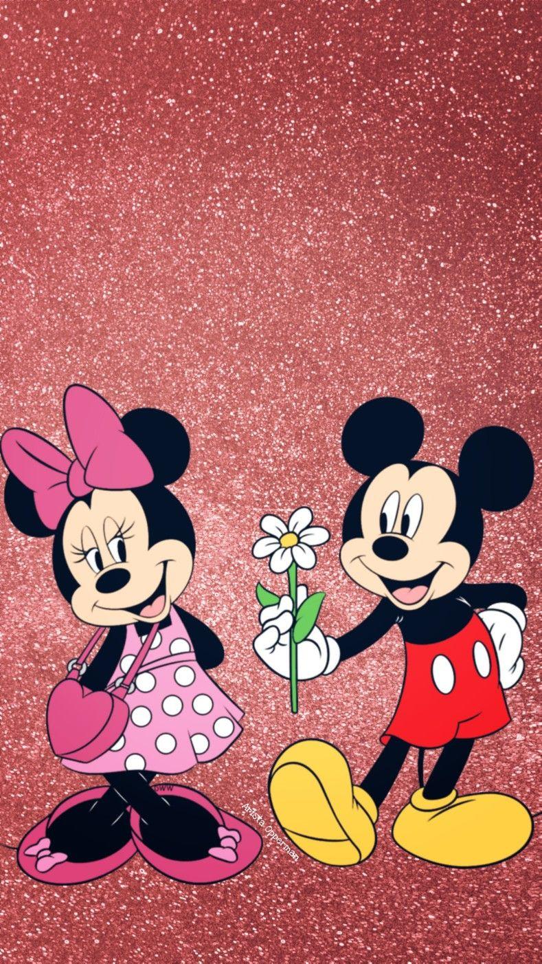 Mickey Minnie Wallpaper Minnie Mouse Background Mickey Mouse Wallpaper Mickey Mouse Art