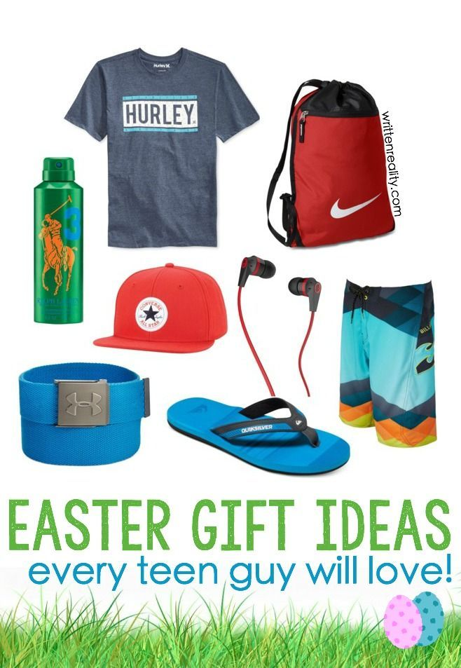 Easter basket ideas teen boys will actually love teen guy easter basket ideas teen boys will actually love negle Image collections