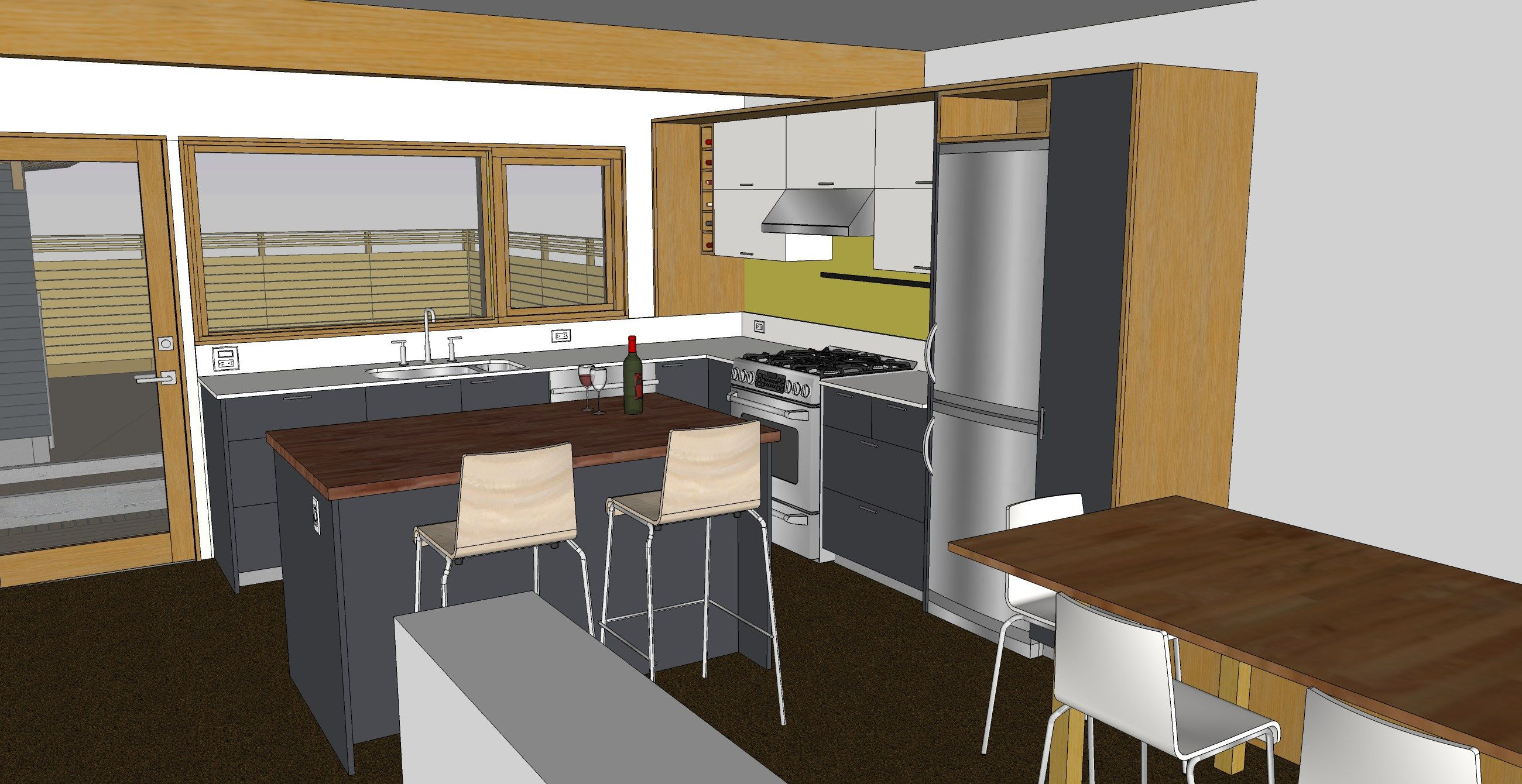 Pin on home design for Modelli sketchup ikea