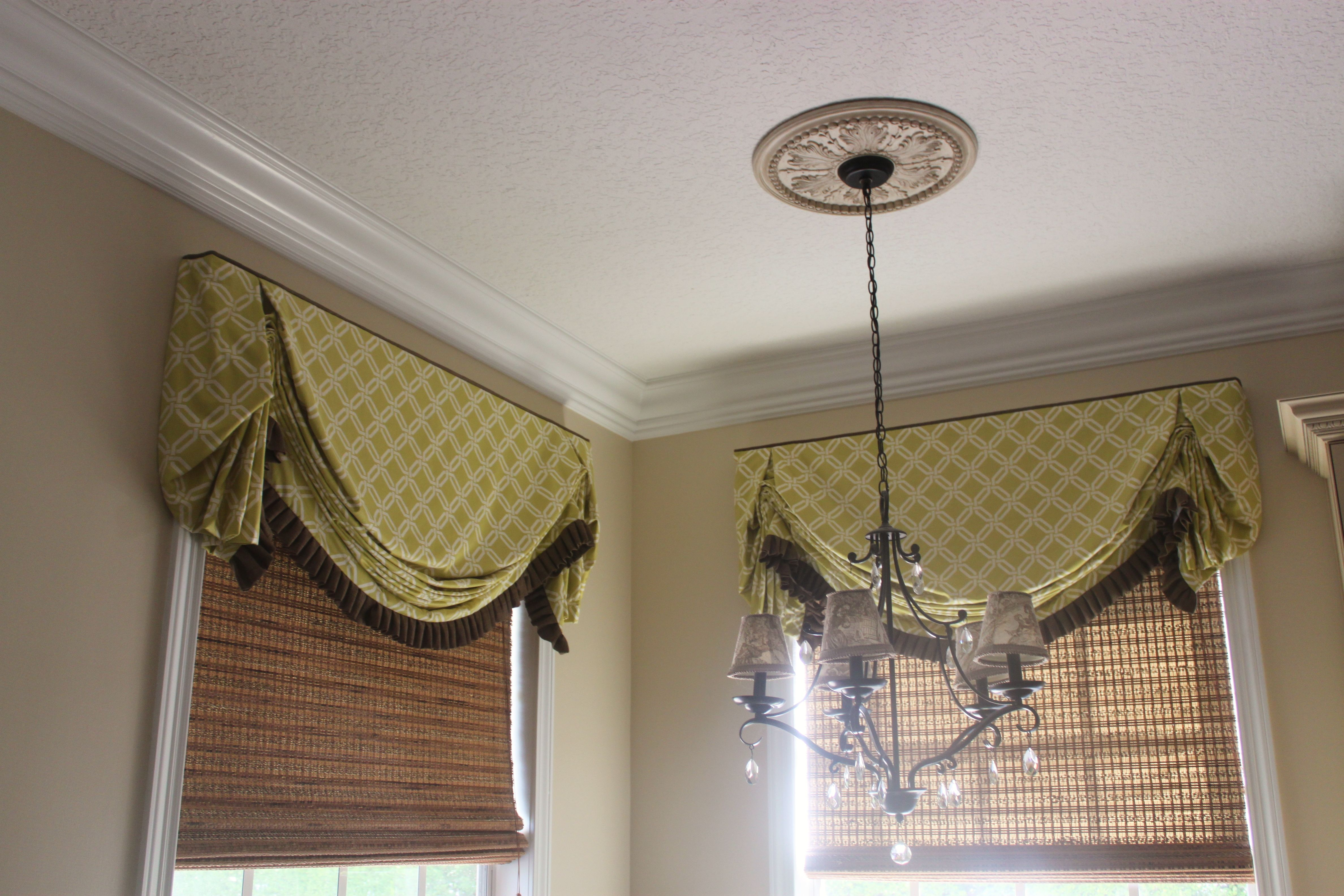 Kitchen valance kitchen curtainvalance pinterest kitchen