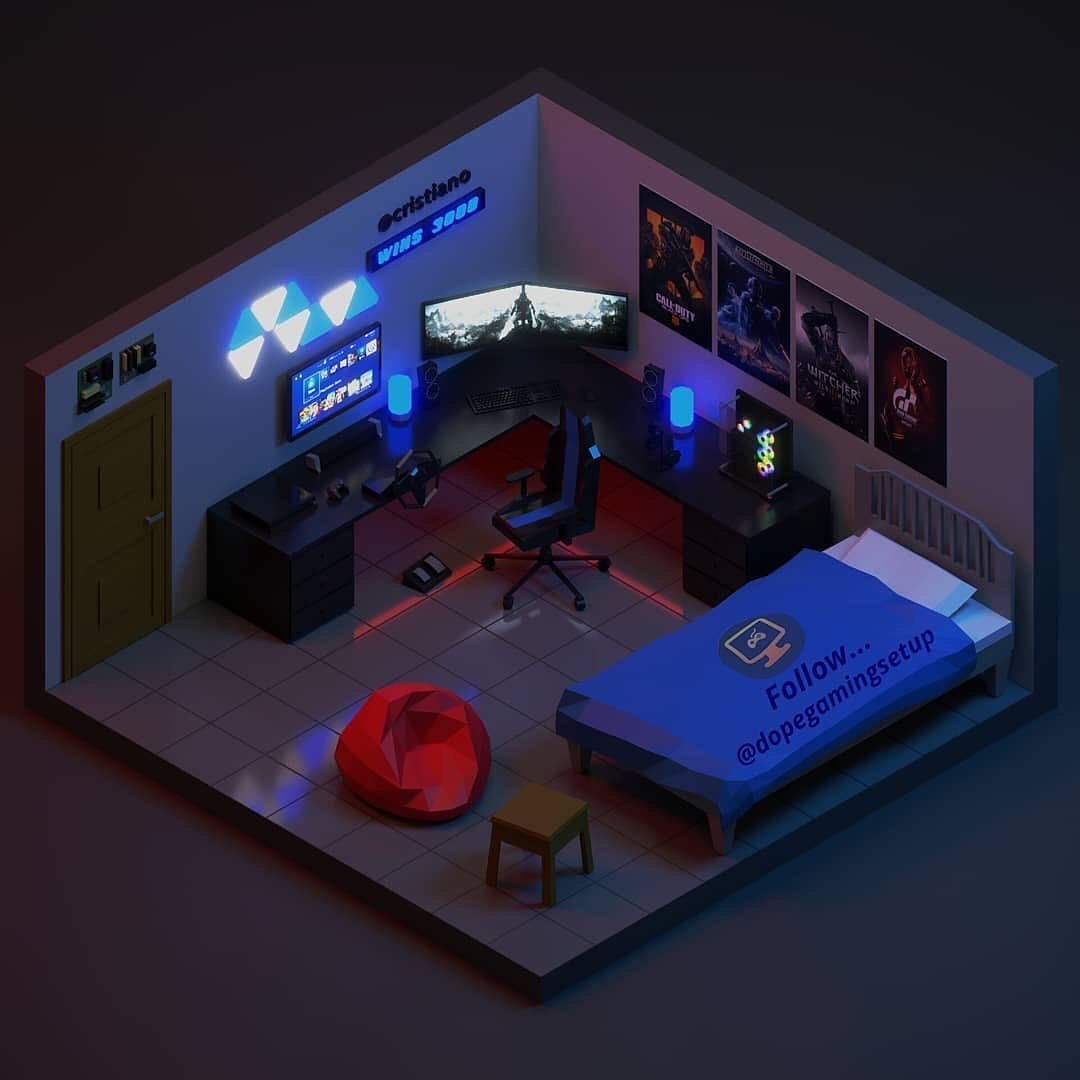 Pin On Isometric Rooms