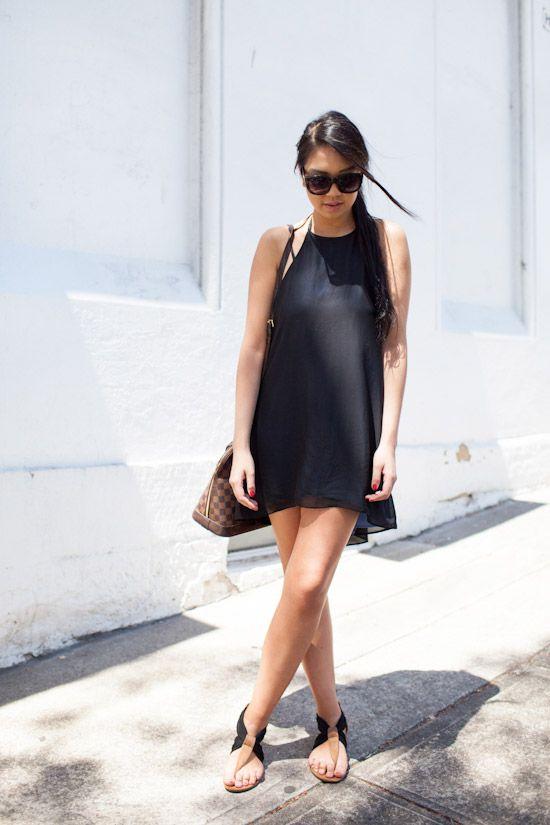 Black dress zelda ii