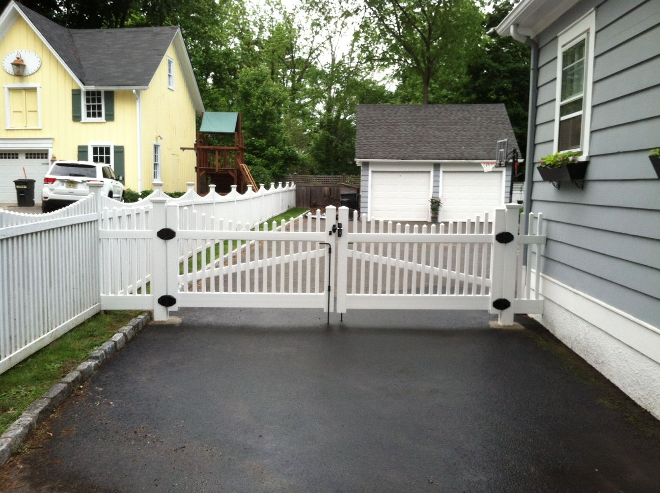 Pvc Fence With Long Life And Beautiful Appearance White Vinyl Fence Vinyl Fence White Vinyl