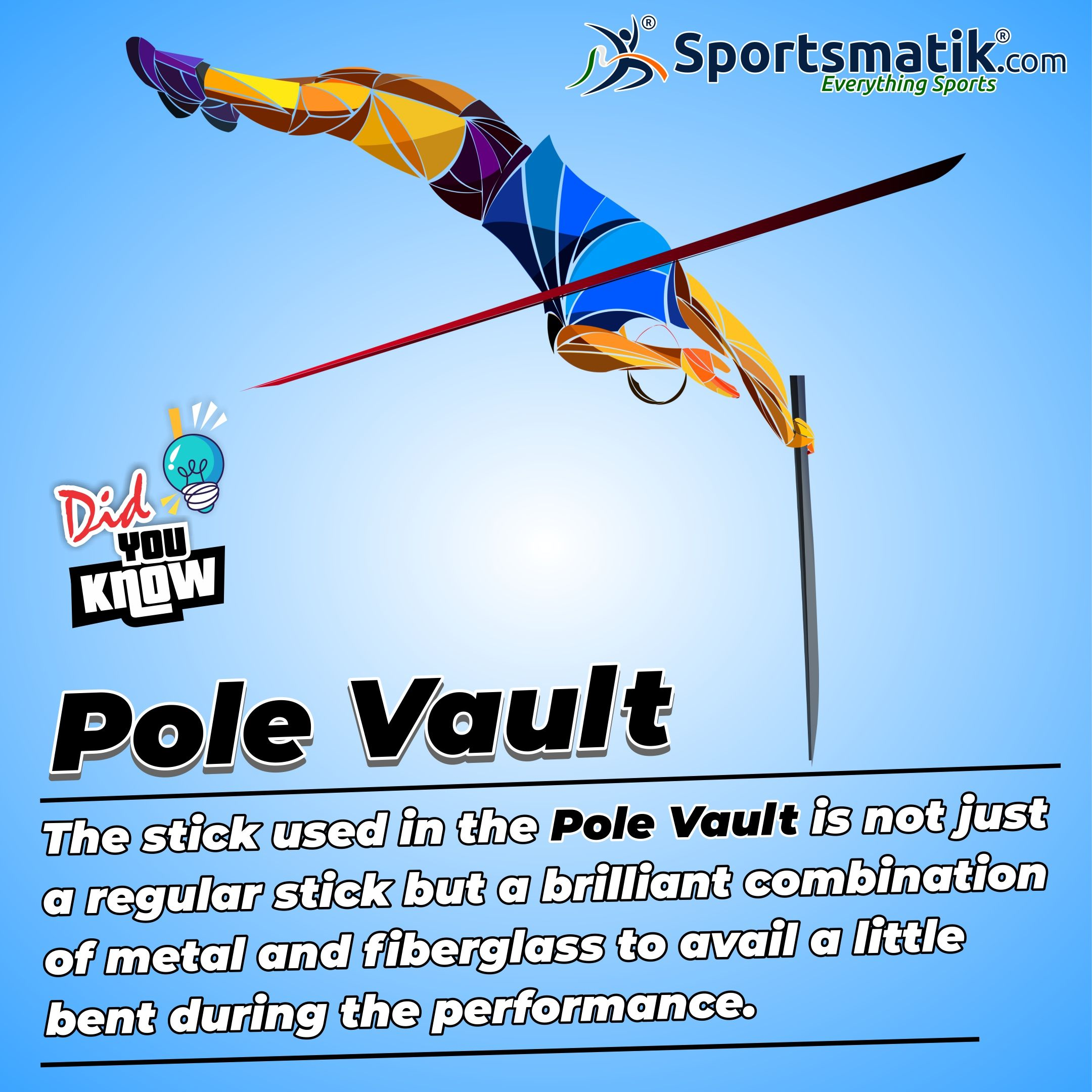 The Story Of Pole Vault All About Pole Vault Origin Of Pole Vault Pole Vault Vaulting Fun Facts