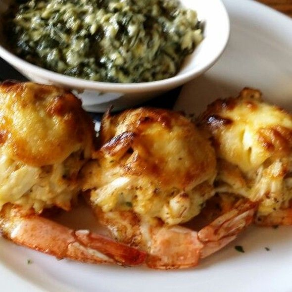 Stuffed Shrimp Jimmy S Famous Seafood Restaurant Recipes