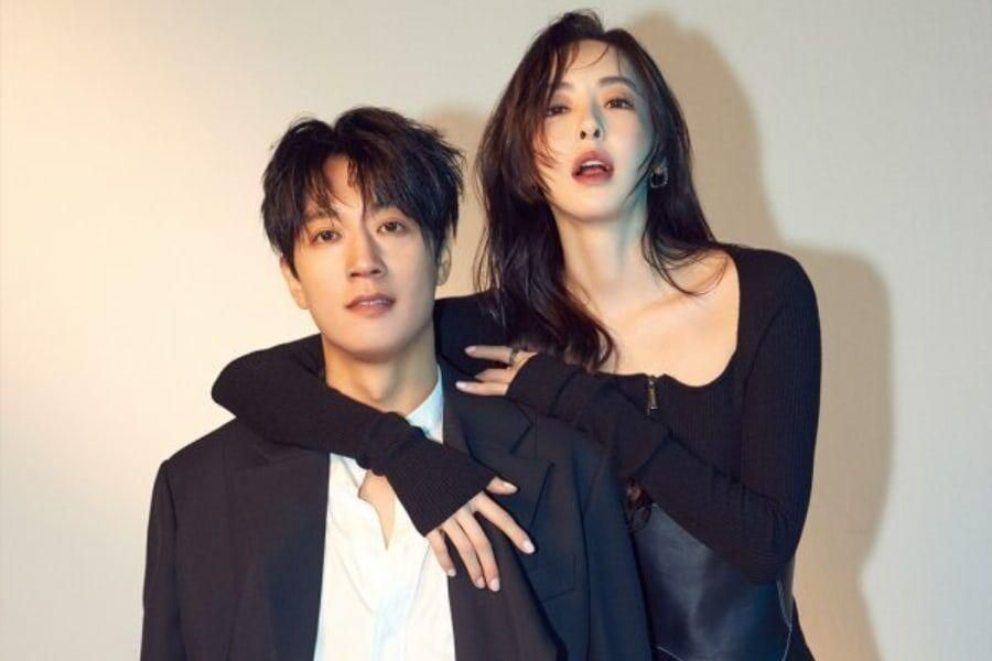 """Kim Rae Won And Lee Da Hee Talk About Taking On New Challenge With """"L.U.C.A,"""" Doing Action Scenes, And More"""