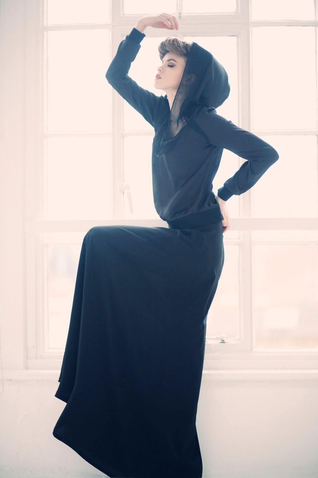 Maxi dress hooded beauty of hijab pinterest maxi dresses