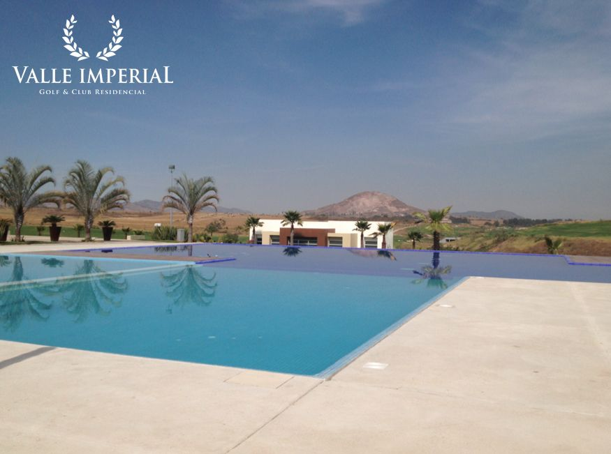 Amenidades Valle Imperial Golf & Club Residencial GIG Guadalajara