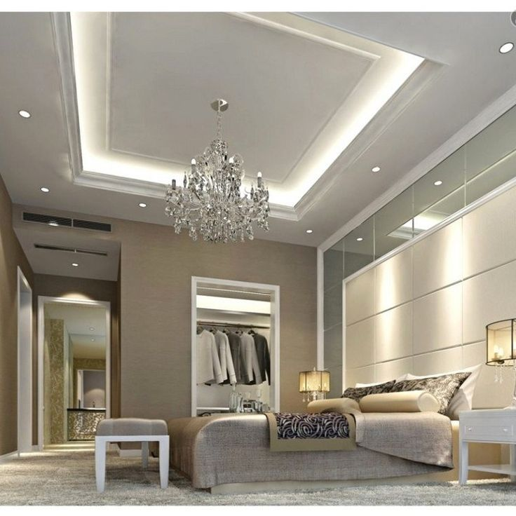 32+ Top Choices of False Ceiling Design for Bedroom Modern ...
