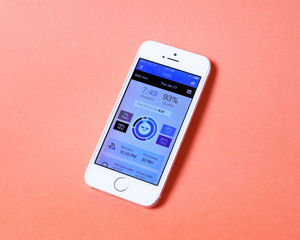 Want Better Sleep? Let This iPhone App Listen to You