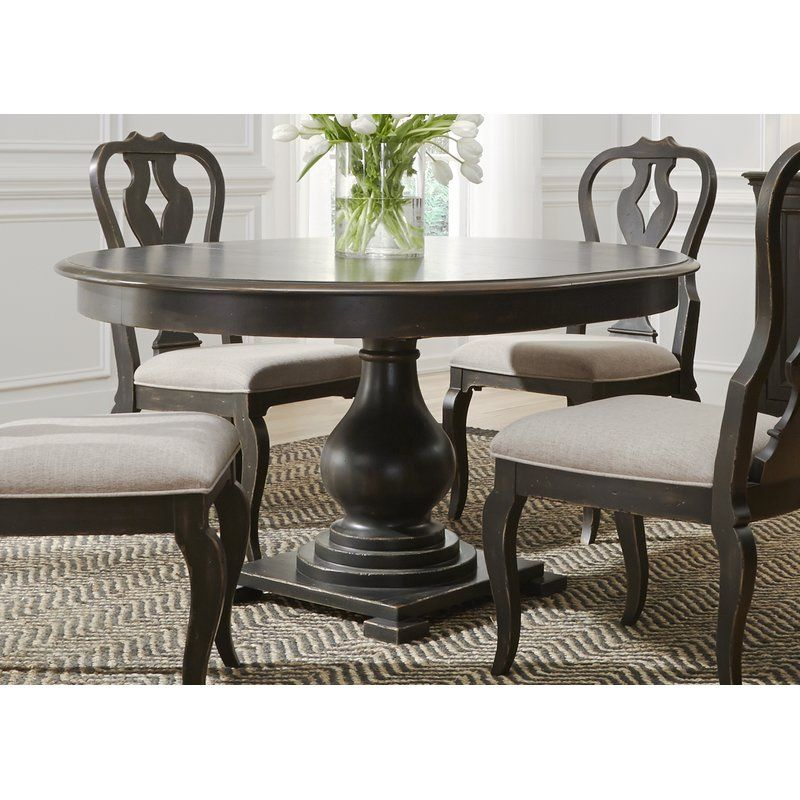 Darya Extendable Solid Wood Dining Table Dining Table Wood Dining Table Solid Wood Dining Table