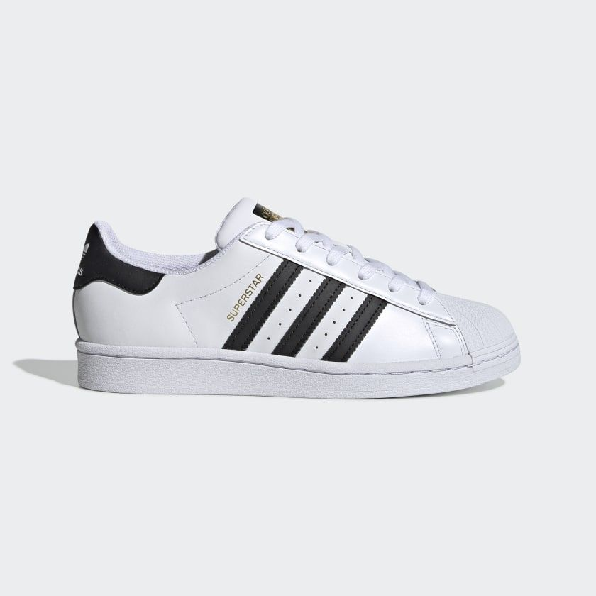 Superstar Shoes in 2020   Adidas superstar shoes white