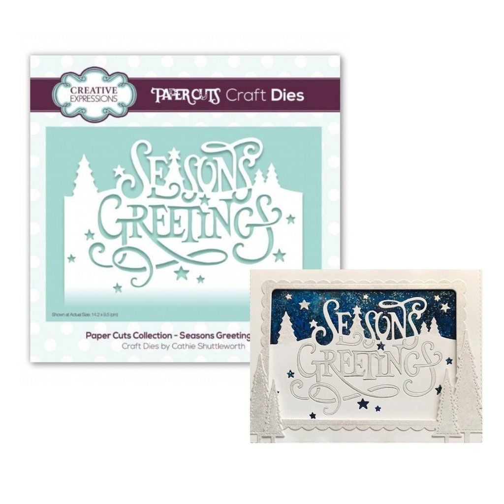 Happy Everything Words Metal Die Cut Creative Expressions Cutting Dies Sentiment