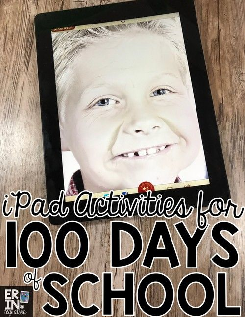 AGING BOOTH APP ON THE 100TH DAY OF SCHOOL   Teaching    2nd