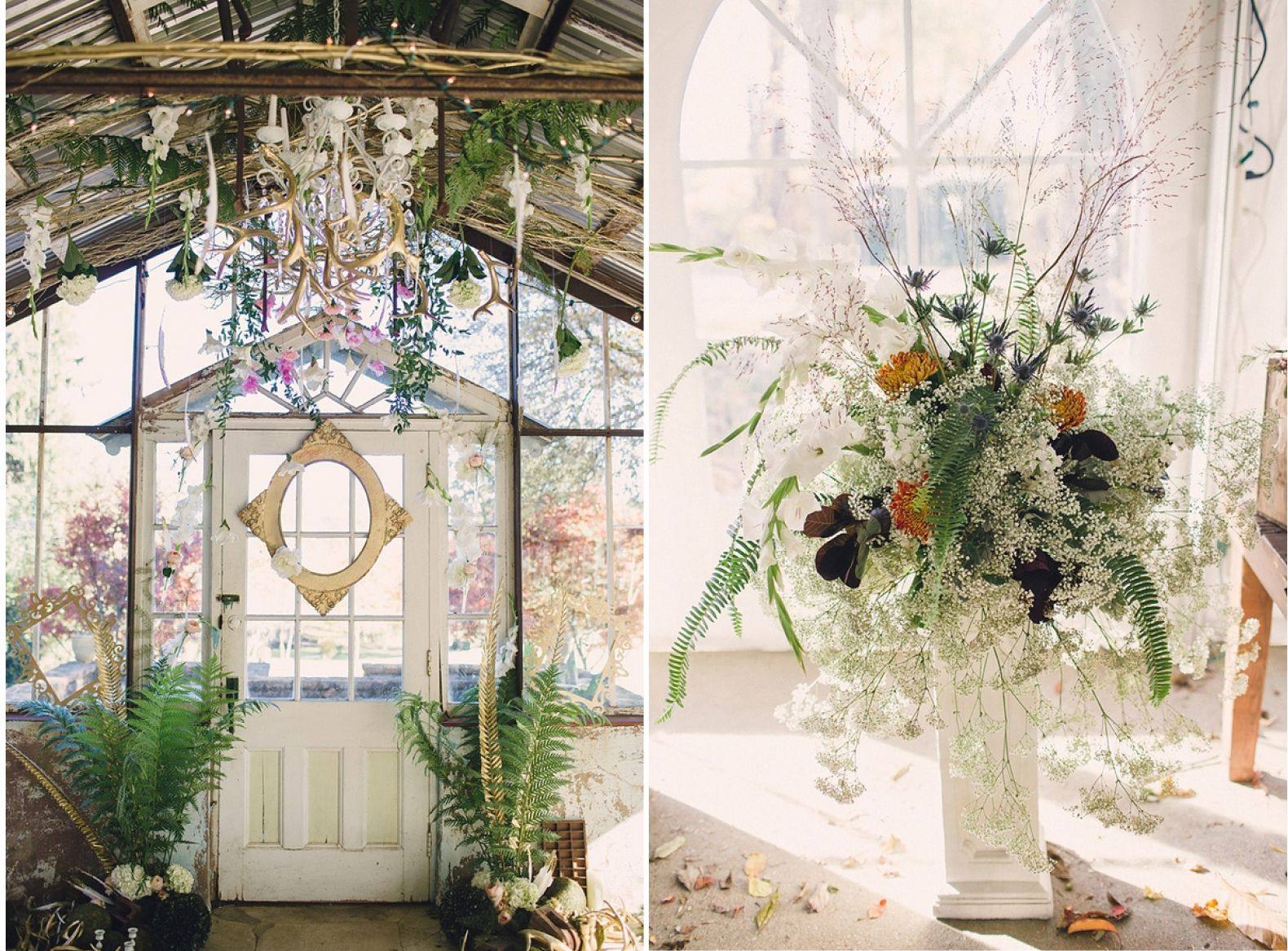 Reporter roundup glorious glasshousegreenhouse venues in the usa venue historic shady lane philadelphia this greenhouseglasshouse venue is a century old property with endless ceremony site options junglespirit Images