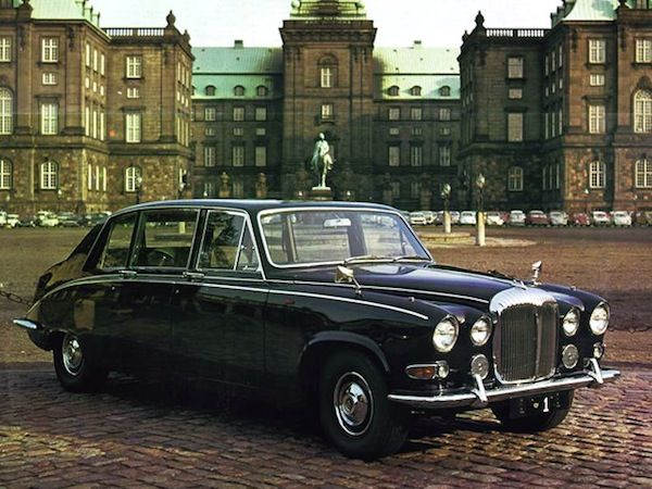 Daimler Ds420 Limousine The Full Story Of A British Icon