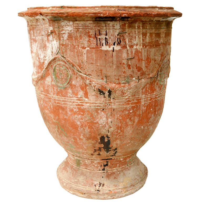 Antique Terra Cotta French Pot 1stdibs Com Antique Terra Cotta Pots French Pot Terracotta Planter