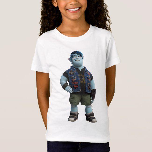 Onward | Barley T-Shirt | Zazzle.com -  Onward | Barley T-Shirt #onward #disney #pixar #onward #TShirt  - #Barley #catnoir #frozenelsa #hiptatto #miraculousladybug #Onward #SpongeBob #tattohand #TShirt #wavetatto #wolftatto #WonderPark #Zazzlecom
