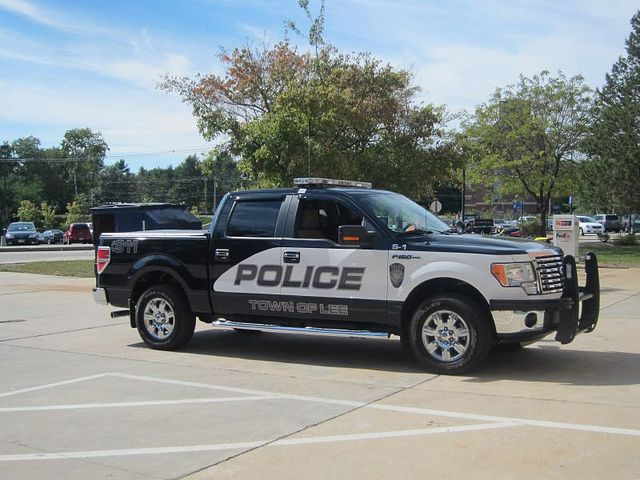 Ford F 150 Police Truck Police Truck Police Cars Rescue Vehicles