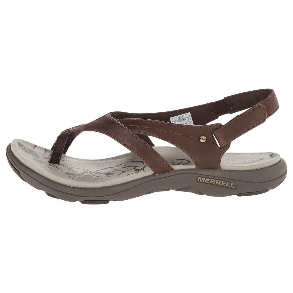 Merrell Women's Buzz Leather Sandals