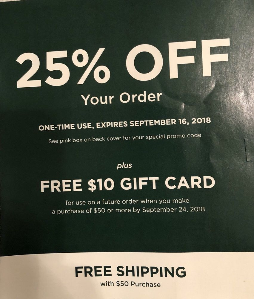Ll Bean 25 Off In Store Purchase Coupon Only No Promo 91618