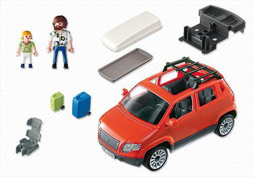 Playmobil Summer Fun 5436 Family Suv Playmobil Toys Toy Car