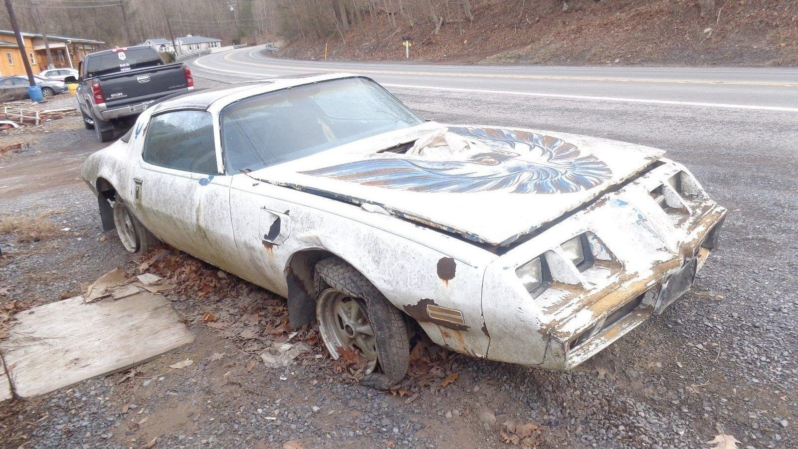 1979 Trans Am Picture 1979 Pontiac Trans Am For 600 Barn Finds Pinterest 1979